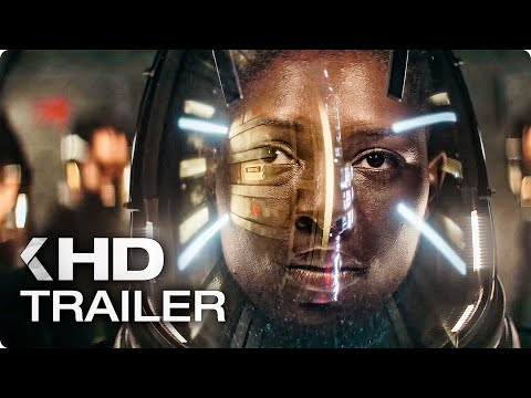 NIGHTFLYERS Trailer 2 German Deutsch (2019) Netflix