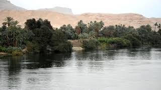 Egypt 2018/06 - Sunset on the Nile