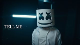 Marshmello - Tell Me (OFFICIAL AUDIO 2019)