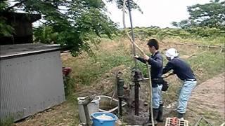 井水利用(ポンプ打ち7mJET)