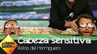 Joaquín demuestra cuánta sensibilidad tiene en la cabeza - El Hormiguero 3.0