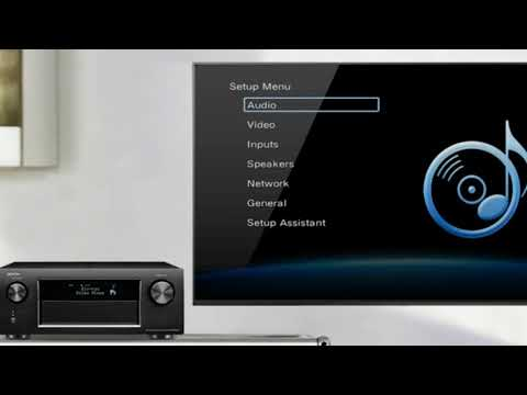 Denon | How to get TV Audio via your Denon AV Receiver with a Non ARC TV
