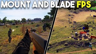 The FPS Mount and Blade IS OUT! - Freeman Guerrilla Warfare