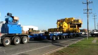 Komatsu 960E delivery 100