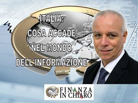 ITALIA: COSA ACCADE NEL MONDO DELL'INFORMAZIONE
