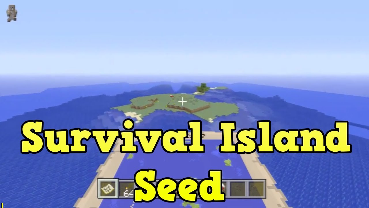 Top survival island seeds for minecraft | minecraft.