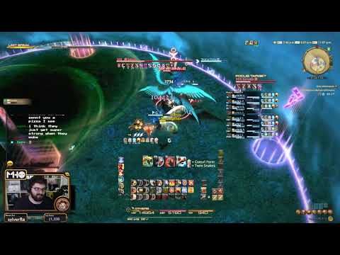 FFXIV: Ultima (Ultimate) WOKEN Garuda Phase (True Phase 1)