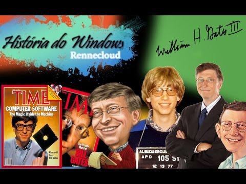 História do Microsoft Windows