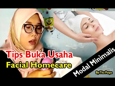 Tips Buka Usaha Facial Home Service Modal Minimalis By Tita Puspa