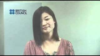 英語コース 受講生の声 - ブリティッシュ・カウンシル