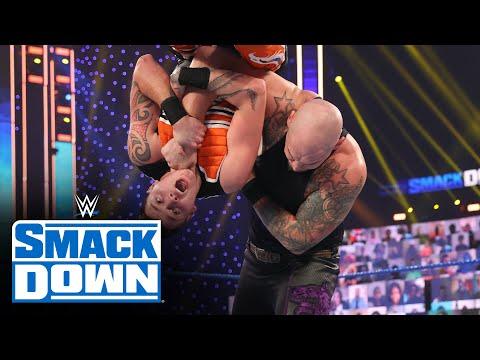 Dominik Mysterio vs. King Corbin: SmackDown, Feb. 5, 2021