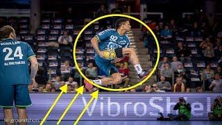 【ハンドボール】驚異の身体能力!!悪童感ハンパないがプレーは超一流左サイドラウルサントス【神業】best of Raul Santos【handball】
