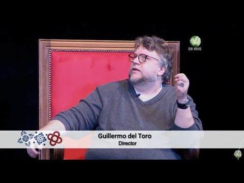 EN VIVO | 1er Master Class 'De Geometría a La forma del agua' por Guillermo del Toro