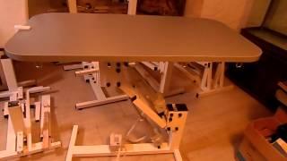 видео хирургический стол