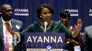 Who is Ayanna Pressley?