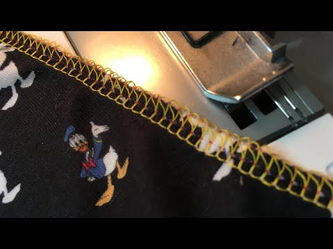 Oh No! Loops And Threads Hanging Off Serger And Overlocker #sewwithabi  | Abi's Den