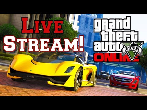 Grand Theft Auto V ONLINE | PUGJE GAMING | ROBBERY | EARN MONEY