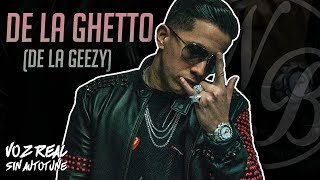 VOZ REAL DE LA GHETTO SIN AUTO-TUNE | NB