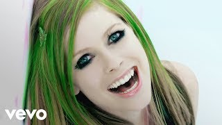 Скачать Avril Lavigne Smile Official Music Video