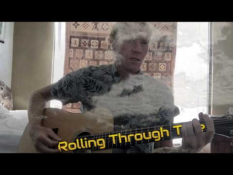 Rolling Through Time Official Bedroom Recording by Ylia Callan Guitar