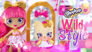 Unbox Daily: SHOPKINS WILD STYLE | Kennel Cuttie Beauty Parlor | Luppy Lulu & More