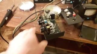 видео Почти автоматический антенный тюнер