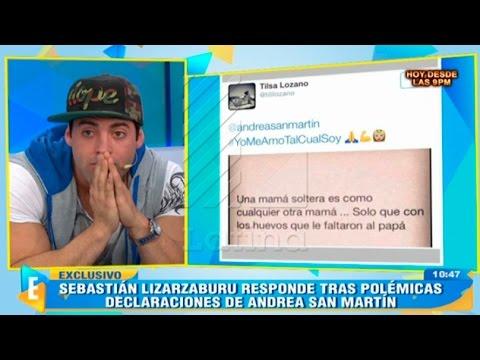 Sebastián Lizarzaburu Provocó Rechazo En Las Redes Sociales