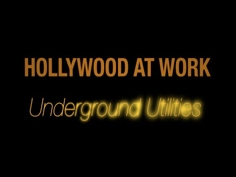 Hollywood at Work-Department of Public Utilities