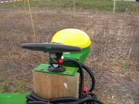 John deere greenstar lightbar by tractorum youtube aloadofball Images