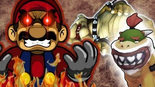 Mario ist BÖSE ! 5 Geheimnisse über MARIO🔥