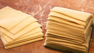Easy Wonton & Dumpling Wrappers Recipe [手擀云吞&饺子皮]