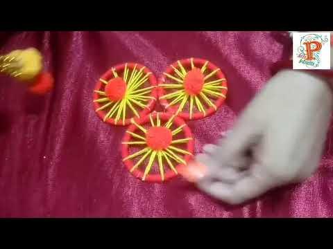 Latest Home Decor | Diwali decoration idea | Diy deepawali lighting craft