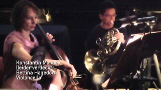 LES BOULINGRIN · Ein Besuch im Orchestergraben