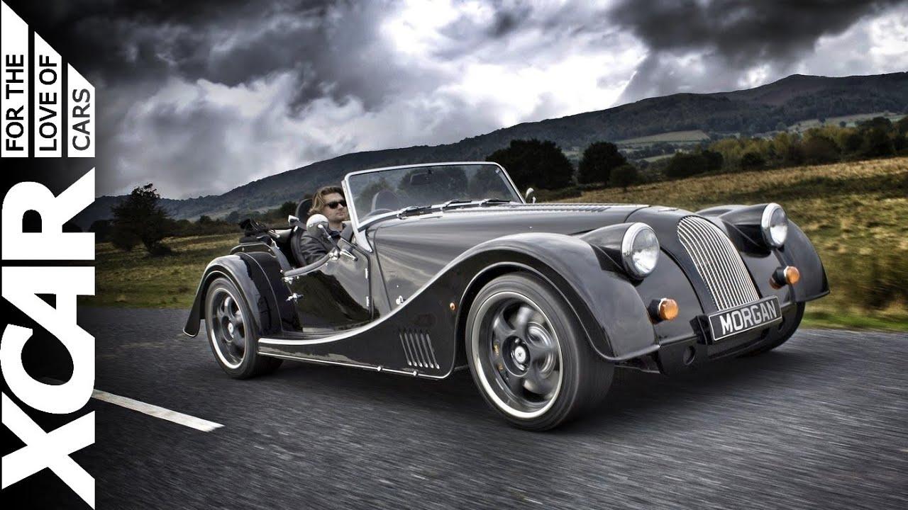 Morgan Plus 8 Xcar Youtube