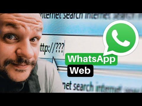 WhatsApp Web | Como usar