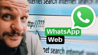 WhatsApp Web   Como usar