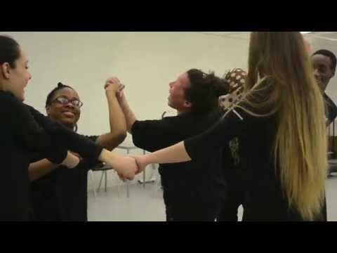 Team Building Exercise - The Human Knot