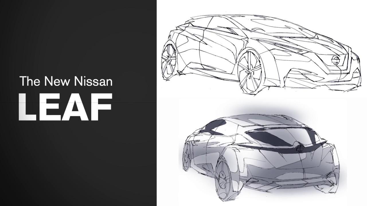 The New Nissan Leaf Dynamic Design