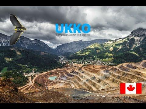 Mining Drones - Ukko Canada