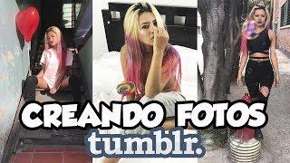 CREANDO FOTOS TUMBLR ! Lorena G ♥
