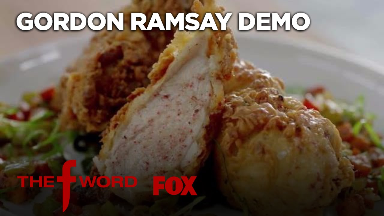 Download Gordon Ramsay Demonstrates How To Make Buttermilk Fried Chicken | Season 1 Ep. 5 | THE F WORD