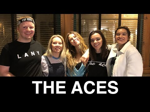 The Aces Interview: Hear Their Story