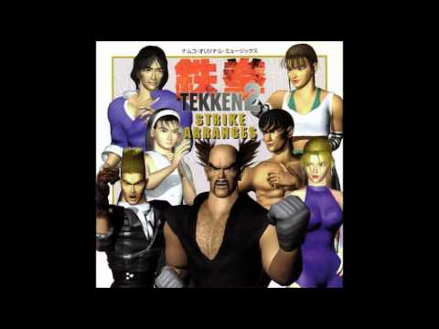 Tekken 2: Strike Arranges OST: Black Winter Night Sky