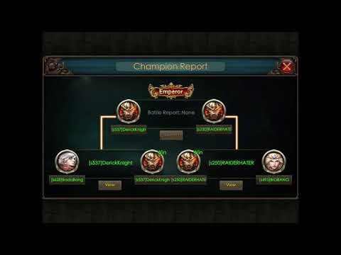 Legacy Of Discord Championship Final Conqueror