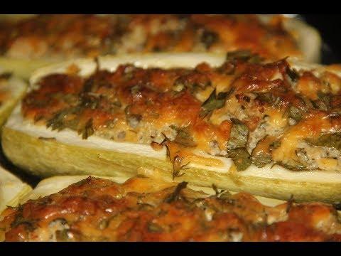 блюда из кабачков на ужин рецепты с фото