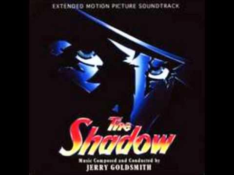 Jerry Goldsmith - The Shadow - Hotel Monolith