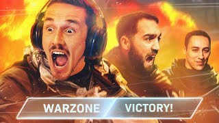 THIS IS HOW YOU WIN! (Warzone w/Karl & Orion)