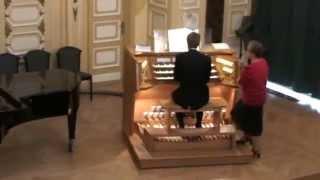 C. M. Widor: Toccata from Symphony No.5 - Herczeg Zoltán
