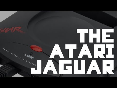 The Atari Jaguar - Retrospective - IMPLANTgames