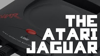 The Atari Jaguar - IMPLANTgames